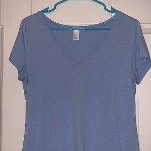 Blue t-shirt (4/$20)